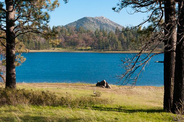 Around pinezanita pinezanita for Lake cuyamaca fishing
